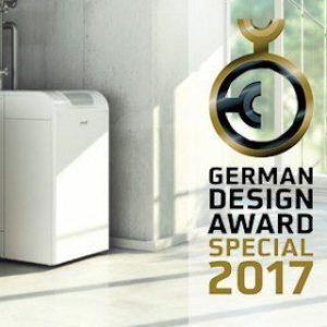 Nagroda GERMAN DESIGN AWARD SPECIAL 2017 dla EuroCondens SGB