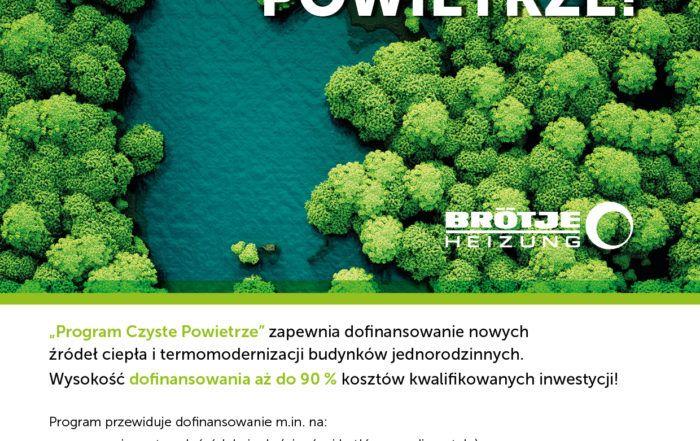 Czyste powietrze Broetje